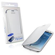 Flip Cover Samsung S3 Siii Original Protector Regalos Galaxy