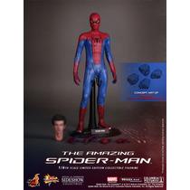Hot Toys Amazing Spiderman Spider Man Marvel 1/6 En Mano