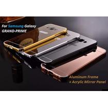 Funda Cartera De Cuero Samsung Galaxy Grand Prime G530