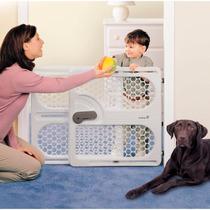 Safety 1st Puerta De Seguridad Para Bebés Reja Escalera