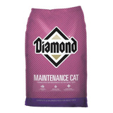 Alimento Diamond Super Premium Maintenance Cat Gato Adulto 9kg