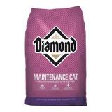 Alimento Diamond Super Premium Maintenance Cat Gato Adulto 9kg