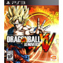 Dragon Ball Xenoverse Ps3 + Pase Online
