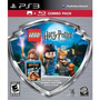 Video Juego Lego Harry Potter Years 1-4 - Silver Shield Com