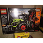 Lego Technic 42054 Tractor Claas Xerion 5000, Unico En Ml.