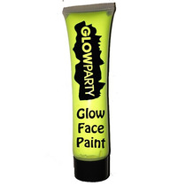 Maquillaje Neon Brilla En La Oscuridad Glow Party Original