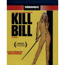Kill Bill Vol. 1. Quentin Tarantino. Blu-ray Nuevo.