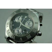 dbd5c318514 Cartier Siglo 21 Chronoscaph en venta en Nápoles Benito Juárez ...