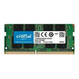 Memoria Ram 8 Gb 1x8gb Crucial Ct8g4sfs8266