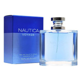 Perfume Nautica Voyage Para Hombre Edt 100ml Envio Gratis