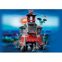 Playmobil 5480 Castillo Del Dragon Ogro O Carreta Gratis.