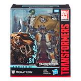 Figura Megatron Studio Series Transformers Generations