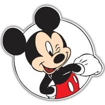 Mickey Mouse Guiño Vynil Car Sticker Decal - Seleccione Tama