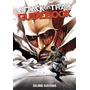Libro De Attack On Titan Guidebook: Inside & Outside - Nuevo