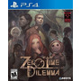 Vídeo Juego Zero Escape: Zero Time Dilemma - Playstation 4