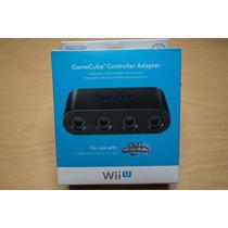 Adaptador Super Smash Bros. Gamecube Adapter Para Wii U