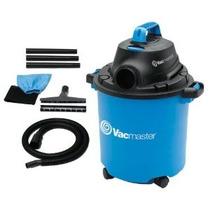 Vacmaster Vj507 Wet / Dry Vacío De 5 Galones 3 Pico Hp Motor