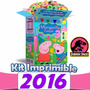 Peppa Pig, Kit Imprimible Para Fiesta Inolvidable! + Regalos