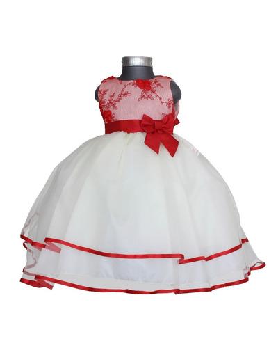 eb87c18ae Batita Paje Presentacion Bautismo Vestido Niña Bebe en venta en Encarnación  De Diaz Jalisco por sólo   399