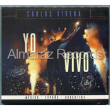 Carlos Rivera Yo Vivo Cd+dvd