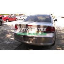 Chrysler Sebring 01-05 2.7 Autopartes Refacciones Yonkeado