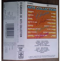 Hits Collection Clasicos Cassette Original Ed Unica 1987 Sp0