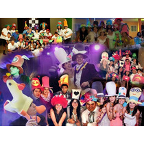Paquete De 100 Pz De Sombreros De Hule Espuma Para Tu Fiesta