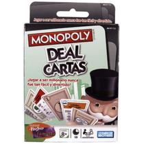Juegos Mesa Hasbro Cartas Monopoly Deal, Inmobiliaria Maa