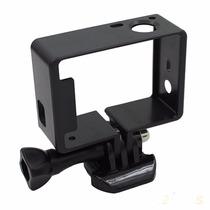 Gopro Marco Frame Montura Adaptador Kit Hero 3 3+ 4 Black