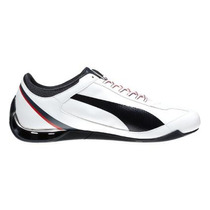Tenis Puma Bmw Power Race Sl Blanco Y Azul Oferta!!