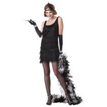 Disfraces California Flapper Costume Moda Mujer