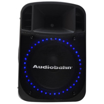 Bafle 15 Pul Maxi-leds Audioritmicos 550w Rms Audiobah Xaris