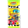 Bolsa Celofan Metalizada Decorada Hot Wheels, Personalizada