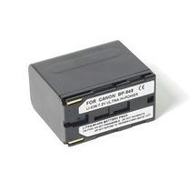 Batería Recargable Acd-625 Canon Bp-945/970 7.4v 8000mah Pow
