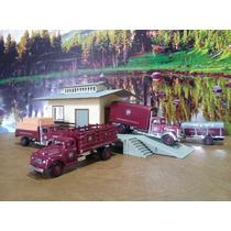 H5z Trenes Escala Ho 4 Camion Imex Carga Pennsylvania X Pza.