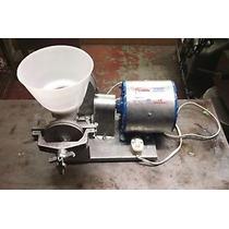 Molino Cabrera Nixtamal Granos Electrico 1/4 Hp