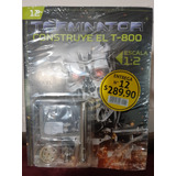 Construye El T-800 Terminator Fascículo 12 Nuevo Y Sellado.