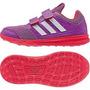 Tenis Adidas Ik Sport 2 Casual D Niña 100%originales 22y23cm