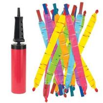 Globos Rocket Con Bomba (los Colores Pueden Variar)
