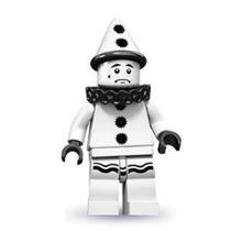 Lego Series 10 Triste Payaso Mini Figura