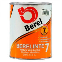 Pintura Vinilica. Berelinte 8003-4 Base Deep (1 Lt)