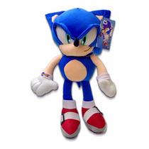 Shadow the Hedgehog 35cm Sonic X Mu/ñeco Peluche Videojuego Sega Negro Gran Calidad