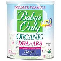 Sólo Dairy Dha / Ara Niño Fórmula Del Bebé - Polvo - 12,7 Oz