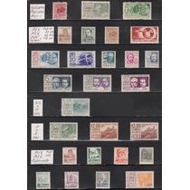Mexico Serie De 1970 A 1975 Coleccion Nuevos 2 Fotos Mp Msi