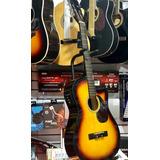 Guitarra Sakura Electro Acustica Afinador Y Funda Hot Sale !