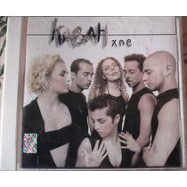 Kabah Xne Cd Interactivo Edicion Especial Año 2000 C/booklet