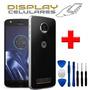 Pantalla Display + Touch Moto Z  Play + Kit + Envio Gratis