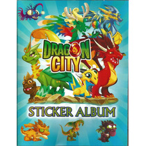 Album De Estampas Dragon City
