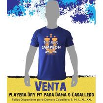 Playera Tigres Campeon