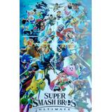 Posters De Videojuegos Jump Force, Free Fire Y Más!